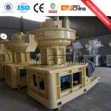 Cadena de producción de madera de la pelotilla de la cáscara del arroz del serrín profesional de China