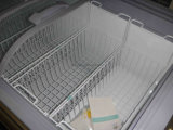 Congelatore dell'isola di Combin del supermercato per carne