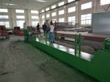 El acero inoxidable acanaló el tubo/el manguito del metal flexible que formaban la fabricación de la máquina
