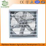 Mur de serre chaude montant le grand ventilateur d'extraction de refroidissement de volume de l'air