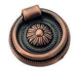 古典的な亜鉛合金の家具のノブのハンドルのキャビネットのハンドルの家具のハードウェア(D009)