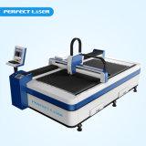 Máquina de estaca do laser da Metal-Folha (PE-F1000-3015)