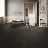 Kohle-Farbe glasig-glänzende Porzellan-Fußboden-Fliese für Baumaterial (BR6008)