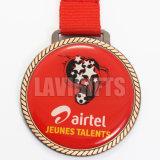 Medalha da impressão da resina 4c Cmyk do costume barato 2D