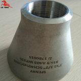 ANSI/ASME B16.9 SS304 SS316L reductor de la colocación del tubo de acero inoxidable