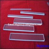 Corrosison Widerstand-Raum-Vierecks-Silikon-Quarz-Glas-Platten