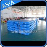 Настраиваемые современный тренажерный зал коврик воздуха; надувные плавучая платформа