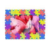 Blocco per grafici della foto del PVC del mouse per il blocco per grafici della foto del bambino