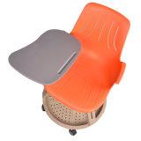 Moderne Stahlfall-Knotenpunkt-Stuhl-Klassenzimmer-Stühle durch Tablet