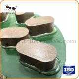 Пластмассовый клей алмазные шлифовальные диски /8 дюйма пластмассовый диск с отверстиями для шлифовки мрамора и гранита