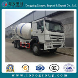 De Tank Pumptruck van de Concrete Mixer 371HP van Sinotruk HOWO 6X4 6-12m3