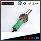 Ventilateur chaud de la feuille 3400W de la CE de canon en plastique approuvé de soudure