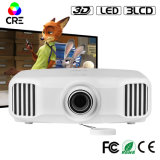 Con Full HD 1080P 3LCD Proyector de LED