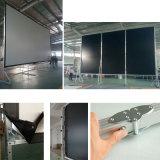 250インチの工場価格の屋外広告速い折るProjectorscreen