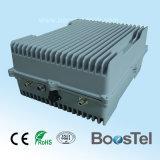 850MHz&2600MHz se doblan aumentador de presión ajustable de la señal digital de la anchura de banda de la venda