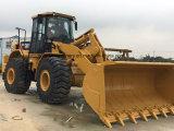 Utiliser le chargeur sur roues caterpillar 966h Payoader Cat 966h