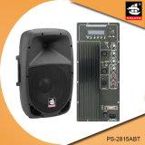 15 Spreker van Bluetooth van de Macht van de duim de Professionele 200W Plastic Actieve met FM pS-2815abt