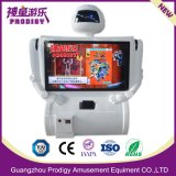 Машина игры оборудования занятности робота Kungfu взаимодействующая