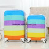"""Coperture dure 20 """" /24 """" /28 """" di sacchetto Colourful dei bagagli del carrello di corsa di formato"""
