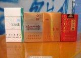 Modèle et production d'empaquetage d'impression de papier à cigarettes