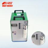 小さい携帯用Oxy-Hydrogen発電機Oh100の炎の磨く機械