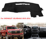 Para a Chevrolet Silverado 2015-2016 Dashmat tapete tapetes a tampa do painel de bordo voar5d