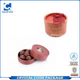 Newest Design Wedding Candy Paper Tube