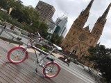 지능적인 드라이브 시스템 전기 자전거