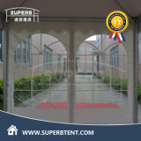 Tienda máxima de la pagoda de la azotea con PVC claro Windows