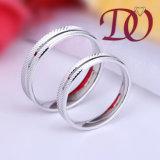 CNC 은 반지 925 순은 결혼 반지 약혼 반지 은 보석 CZ