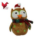 Jouet de Noël de la peluche des enfants de peluche
