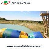 De aangepaste Opblaasbare Vlek van het Water van de Grootte Opblaasbare/de Huur van de Vlek van de Katapult van het Water/van de Vlek van het Water van het Park van de Trampoline