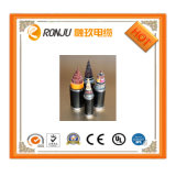 Na2xby Yjlv22 XLPE Insulated Steel Types Armored PVC Sheath Power Cables Low Voltage