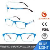 準備ができた商品の工場カスタムTr90安全子供ガラス、最新のプラスチック光学フレームの細字用レンズ