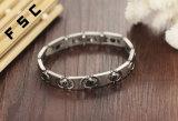 In het groot Nieuwe Fylfot van het Titanium van Modellen Armbanden voor Mensen