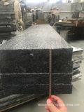 Het Grijze die Graniet van Sandiago van Nero voor Terras/Openlucht/Tuin wordt betreden