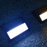 방수 태양 벽 빛 LED 비상등