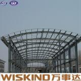 Nuevo diseño ligero material de la estructura de acero del marco para el almacenaje/el taller