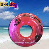 Wholesale zattera gonfiabile dell'acqua dell'anello di nuoto del tubo dell'acqua del giocattolo gonfiabile dell'acqua per il fiume pigro
