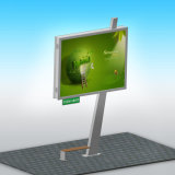 금속 판매를 위한 강철 옥외 광고 게시판