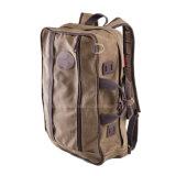 Mens-Freizeit-verformbarer Segeltuch-Rucksack für Campus und das Reisen