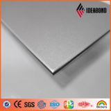 Tarjeta compuesta plástica de aluminio ACP (AE-35A) de la capa del PE de Ideabond