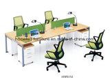 事務机の移動可能な引出しが付いている線形オフィス・コンピュータ表