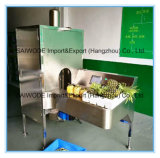 As grandes e médias máquina de rebentamento de frutas e produtos hortícolas