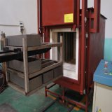 Fourneau de muffle de boîte industrielle haute température pour traitement thermique
