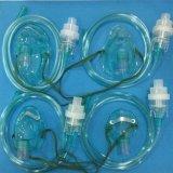 Het Masker van de Verstuiver van het Masker van het aërosol met Uitstekende kwaliteit (Groene, Pediatrische Norm met de Kruik van de Verstuiver 6ML/20ML)