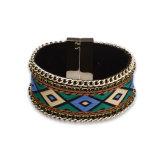 Bijou Shaped géométrique de mode de bracelet d'alliage de type de Bohème