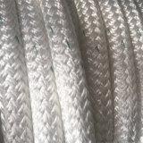 Strang-doppeltes umsponnenes Polyester-Polyamid NylonDacron Liegeplatz-Seil der China-Fabrik-24