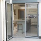 Salto térmico de materiales de construcción de la puerta de vidrio aluminio Casement