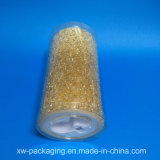 蝋燭のまめの包装のための透過プラスチックシリンダーボックス